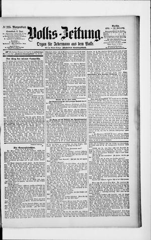 Volks-Zeitung vom 02.06.1894
