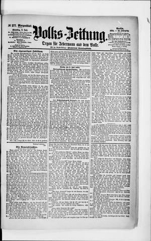 Volks-Zeitung vom 03.07.1894