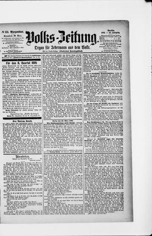 Volks-Zeitung vom 30.03.1895