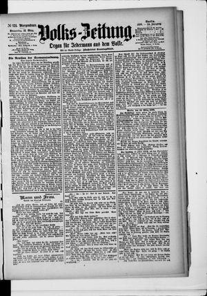 Volks-Zeitung vom 12.03.1896