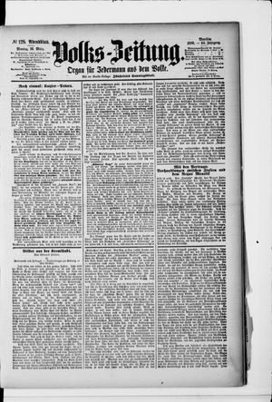 Volks-Zeitung vom 16.03.1896
