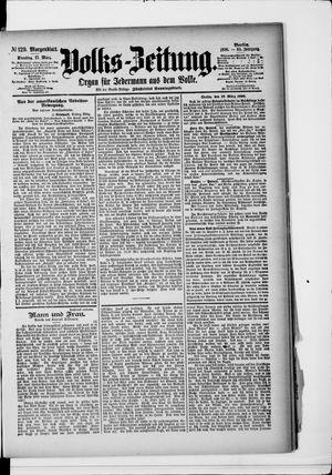 Volks-Zeitung vom 17.03.1896
