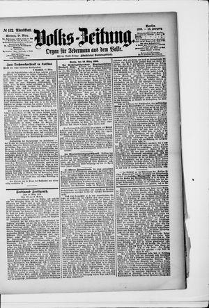 Volks-Zeitung on Mar 18, 1896