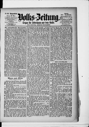 Volks-Zeitung vom 20.03.1896