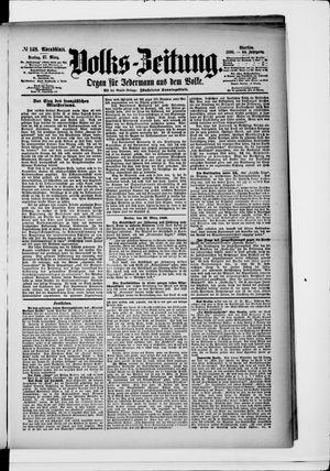 Volks-Zeitung vom 27.03.1896