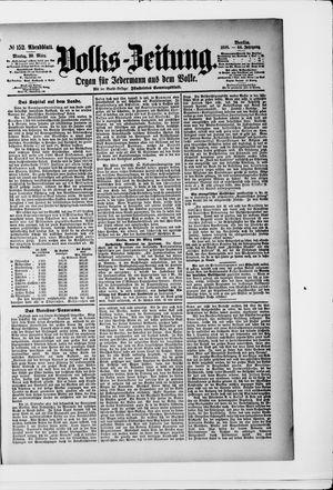 Volks-Zeitung vom 30.03.1896