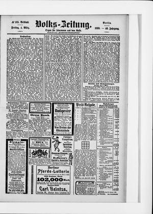 Volks-Zeitung vom 04.03.1898
