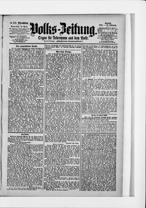 Volks-Zeitung on Apr 14, 1898