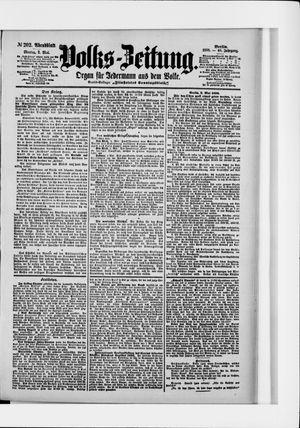 Volks-Zeitung vom 02.05.1898
