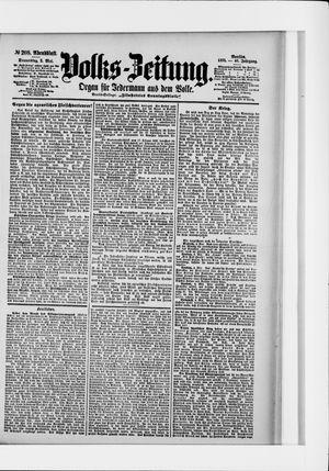 Volks-Zeitung on May 5, 1898