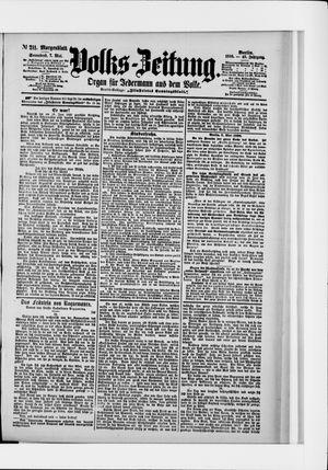 Volks-Zeitung on May 7, 1898