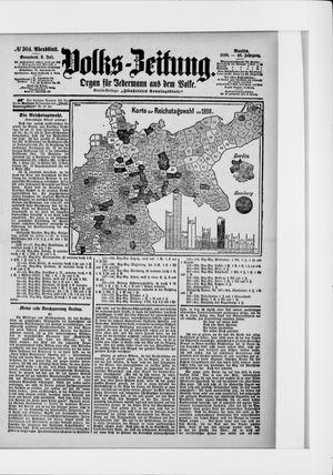 Volks-Zeitung vom 02.07.1898