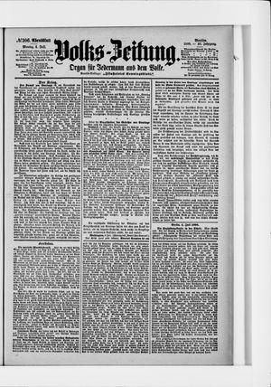Volks-Zeitung on Jul 4, 1898