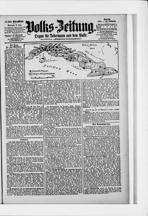 Volks-Zeitung vom 06.07.1898