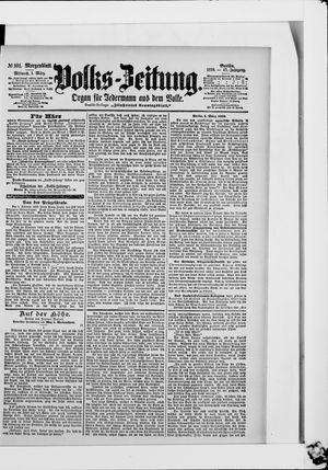 Volks-Zeitung on Mar 1, 1899
