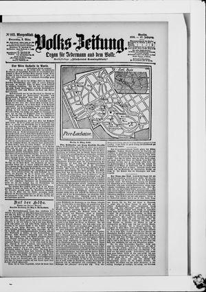Volks-Zeitung vom 02.03.1899