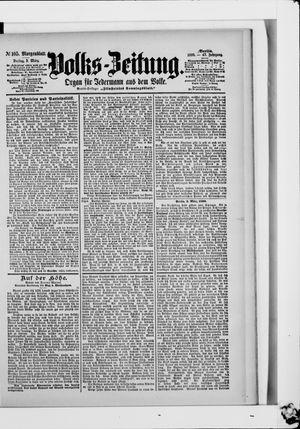 Volks-Zeitung on Mar 3, 1899