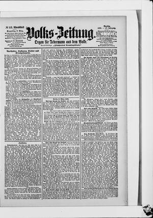 Volks-Zeitung vom 09.03.1899