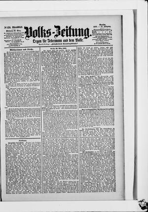 Volks-Zeitung vom 22.03.1899