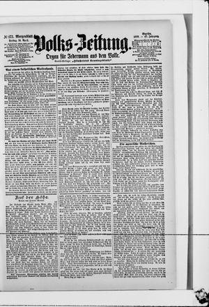 Volks-Zeitung on Apr 14, 1899