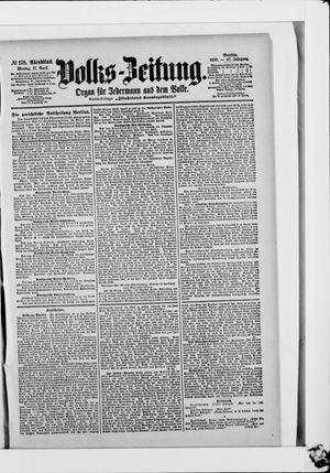 Volks-Zeitung on Apr 17, 1899