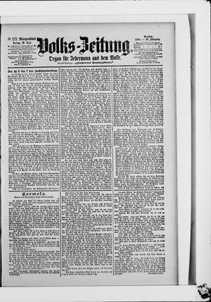 Volks-Zeitung vom 16.06.1899