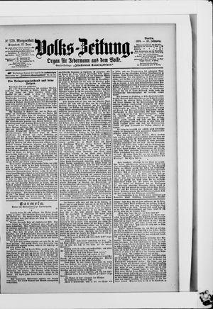 Volks-Zeitung vom 17.06.1899