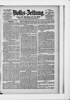 Volks-Zeitung vom 02.03.1900