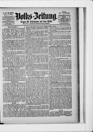 Volks-Zeitung vom 12.03.1900