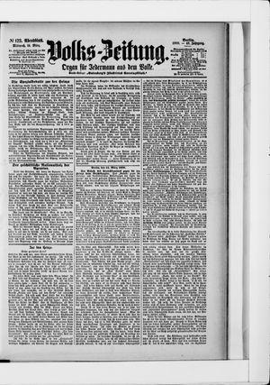 Volks-Zeitung vom 14.03.1900