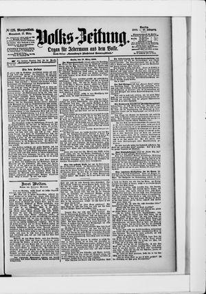 Volks-Zeitung vom 17.03.1900