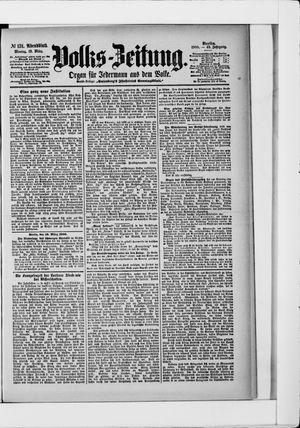 Volks-Zeitung vom 19.03.1900