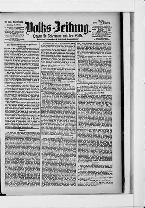 Volks-Zeitung vom 23.03.1900