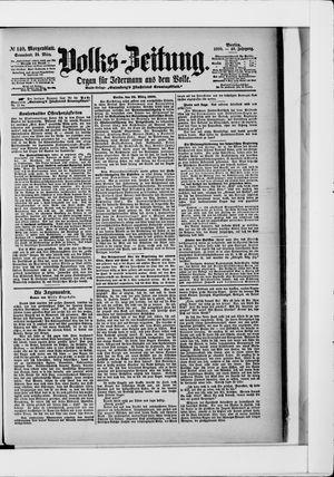 Volks-Zeitung vom 24.03.1900
