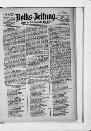 Volks-Zeitung vom 31.03.1900
