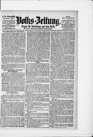 Volks-Zeitung vom 05.04.1900