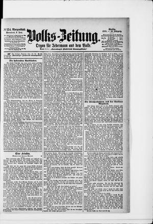 Volks-Zeitung vom 02.06.1900