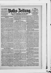 Volkszeitung (16.12.1901)