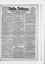Volkszeitung