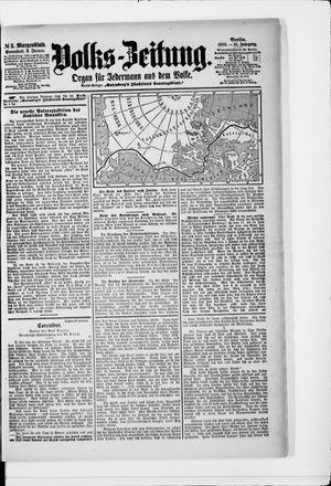 Volks-Zeitung on Jan 3, 1903