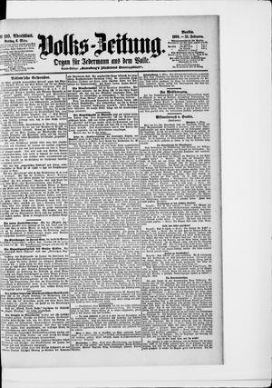 Volks-Zeitung vom 06.03.1903