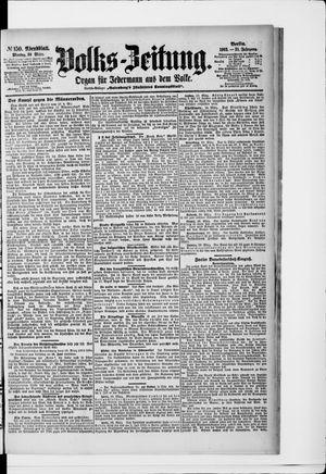 Volks-Zeitung vom 30.03.1903