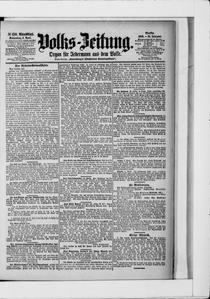 Volks-Zeitung vom 02.04.1903