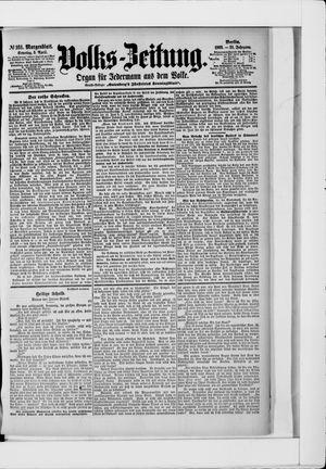 Volks-Zeitung vom 05.04.1903