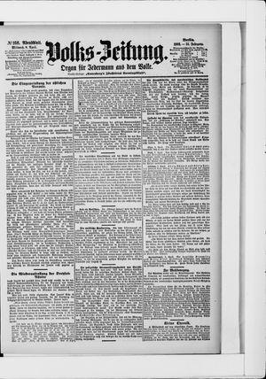 Volks-Zeitung vom 08.04.1903