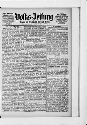 Volks-Zeitung vom 09.04.1903