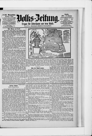 Volks-Zeitung vom 03.05.1903