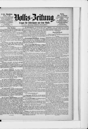 Volks-Zeitung vom 08.05.1903