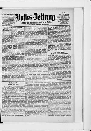 Volks-Zeitung vom 17.05.1903