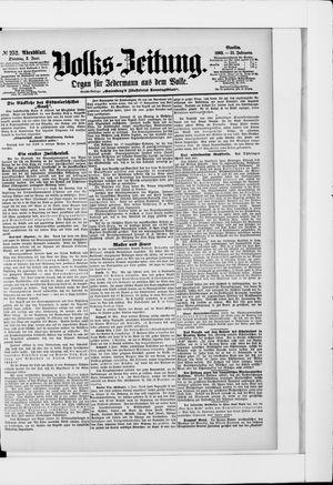 Volks-Zeitung vom 02.06.1903